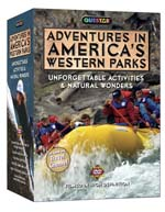 Adventures In America's Western Parks - Family Video.
