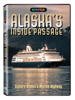 Alaska's Inside Passage - Travel Video - DVD.