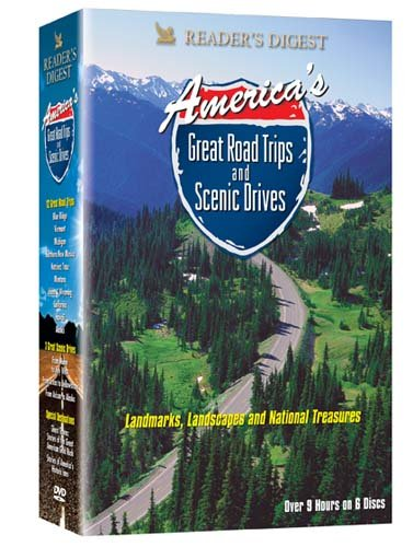 America's Great Road Trips & Scenic Drives - Travel Video.