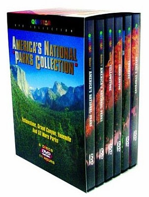 America's National Parks Collection - Travel Video - DVD.
