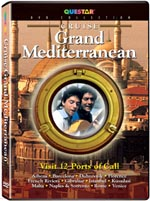 Cruise - Grand Mediterranean - Travel Video.