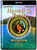 Cruise - Hawaii & Tahiti - Travel Video.