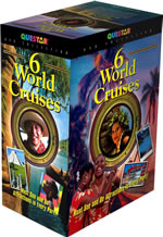 The World Cruise Collection: Cruises Around the World - Travel Video.