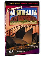 Discovering Australia - Travel Video DVD.