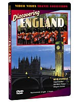 Discovering England - Travel Video.