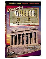 Discovering Greece ~ Travel Video - DVD.