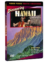 Discovering Hawaii ~ Travel Video DVD.
