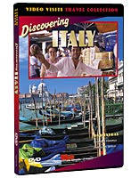 Discovering Italy - DVD.