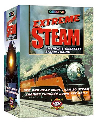 Extreme Steam - Travel Video.