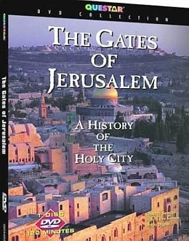 Gates of Jerusalem - A History of the Holy City (2 video set), cc ~ Questar Video.