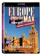 Hidden Treasures: Europe to the Max - Great Cities of Europe - Travel Video.