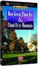 How Great Thou Art & Climb Ev'ry Mountain - Religious Video.