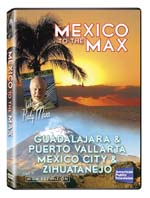 Mexico to the Max - Guadalajara, Puerto Vallarta, Mexico City and Zihuantanejo - Travel Video.