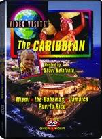 Travels in the Caribbean: Miami, Bahamas, Jamaica, Puerto Rico - Travel Video.