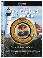 Cruise - New England and Canada - Travel Video.