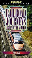 Railroad Journeys Around the World: Train Trips That Let the Splendor of France Unfold - Travel Video.