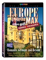 Hidden Treasures: Germany to the Max - Romantic Germany and Beyond - Travel Video.