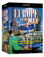 Rudy Maxa's: Europe to the Max - Travel Video.