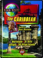 Travels in the Caribbean: Martinique, St.