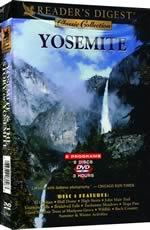 Yosemite & the Story of Yosemite - Travel Video - 2 DVD Set.