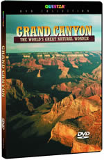 Grand Canyon: The World's Great Natural Wonder - Travel Video - DVD.