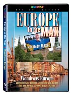Rudy Maxa's: Europe to the Max - Wondrous Europe: Denmark, Sweden & Holland (Netherlands) - Travel Video.