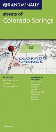 Colorado Springs, Colorado, America.