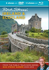 Ireland & Scotland (2000-2014) Blu-ray + DVD - Travel Video.