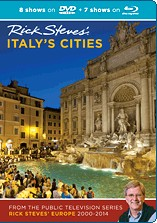 Italy's Cities (2000-2014) Blu-ray + DVD - Travel Video.