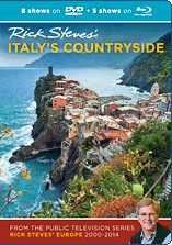Italy's Countryside (2000-2014) Blu-ray + DVD - Travel Video.
