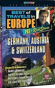 Rick Steves' Best of Travels In Europe: Germany, Austria & Switzerland - Travel Video.