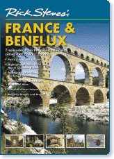 Rick Steves' France and Benelux (including Amsterdam) - Travel Video.