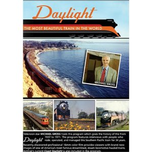 Daylight The Most Beautiful Train In The World - Railroad Video.