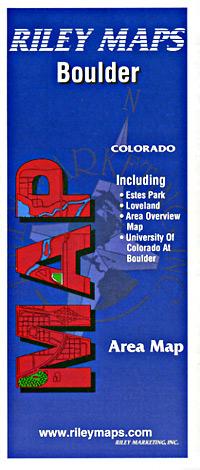 Boulder, Colorado, America.