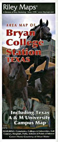Bryan and college Station, Texas, America.