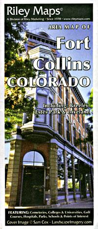 Fort Collins, Colorado, America.