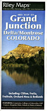 Grand Junction, Colorado, America.