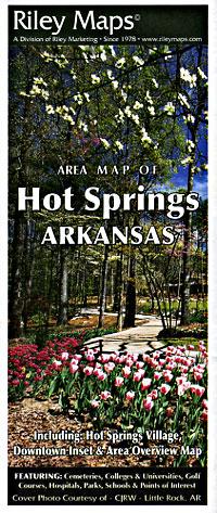 Hot Springs, Arkansas, America.