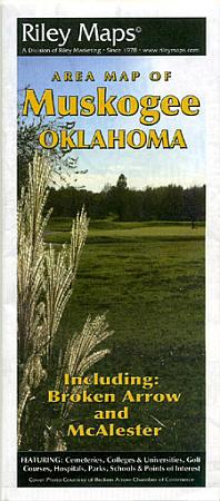 Muskogee, Oklahoma, America.