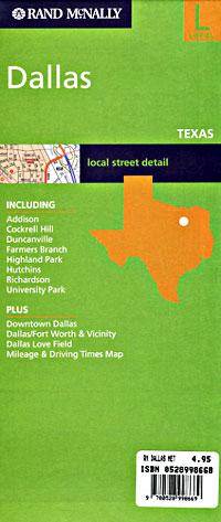 DALLAS (Metropolitan Area), Texas, America.