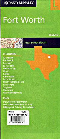 Ft. Worth and Tarrant County, Texas, America.