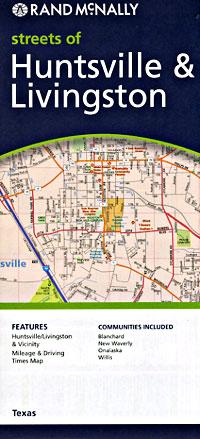 Huntsville and Livingston, Texas, America.