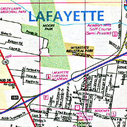 Lafayette, Louisiana, America.