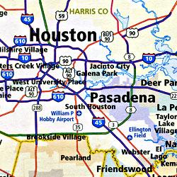 HOUSTON, Southwest Suburban, Texas, America.