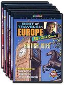 Rick Steves' Best of Travels In Europe: Greece, Turkey, Israel & Egypt - Travel Video - DVD.
