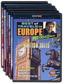 Rick Steves' Best of Travels In Europe: Greece, Turkey, Israel & Egypt - Travel Video - DVD.