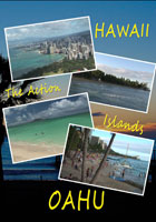 Hawaii The Action Islands Oahu - Travel Video.