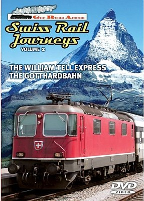 Swiss Rail Journeys, Volume 2 - Travel Video.