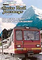 Swiss Rail Journeys, Volume 1 - Train Video.
