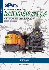 Texas Railroad Atlas.